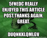 5FNedC Really enjoyed this article post.Thanks Again. Great.