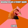 Chris name