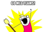 go mlg teams!