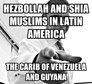 Hezbollah and Shia Muslims in Latin America The Carib of Venezuela and Guyana