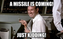 Hawaii missile strike