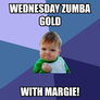 Wednesday Zumba Gold
